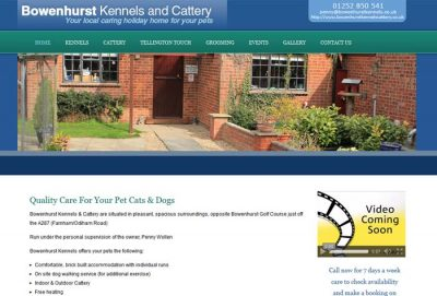 Bowenhurst Kennels and Cattery