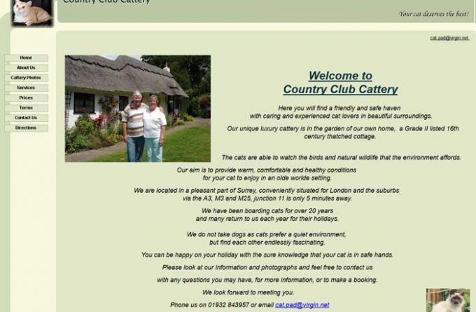 Country Club Cattery