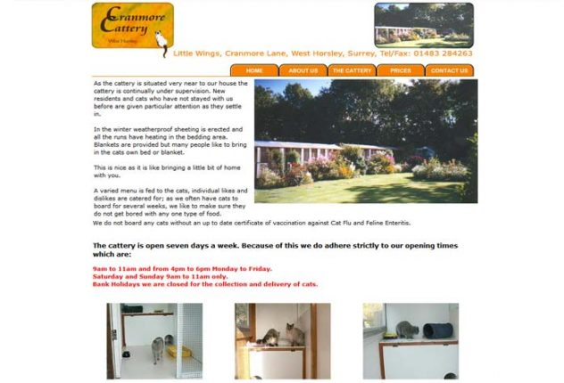 Cranmore Cattery