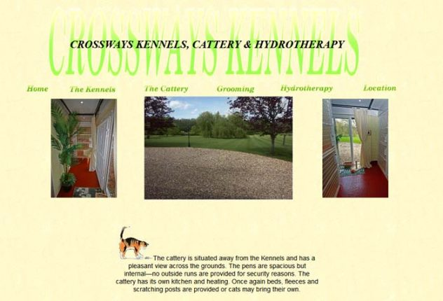 Crossways Kennels and Cattery