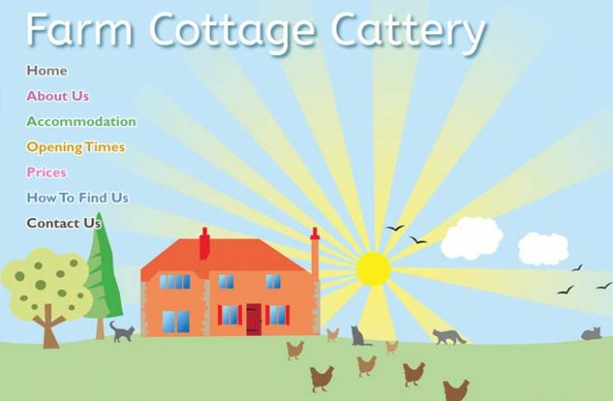 Farm cottage cattery