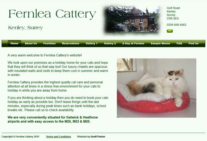 Fernlea Cattery