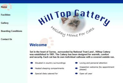 Hilltop Cattery