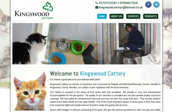 Kingswood Cattery