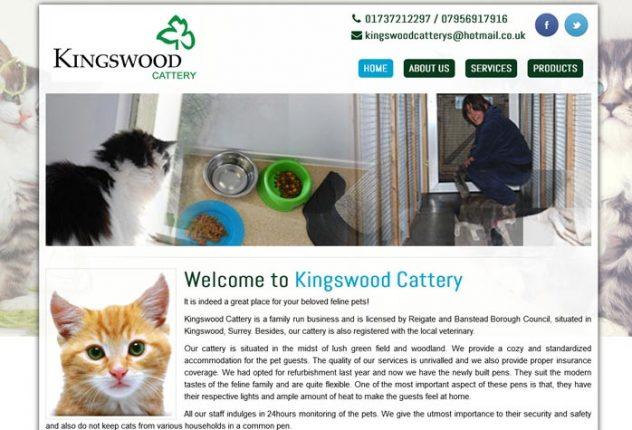 Kingswood Cattery
