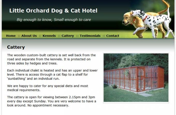 Little Orchard Dog and Cat Hotel