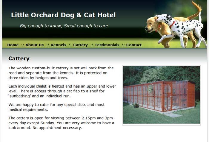 Orchard Dog Kennels