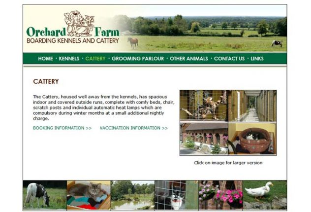Orchard Farm Kennels and Cattery