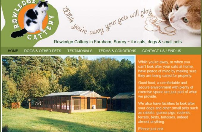 Rowledge Cattery