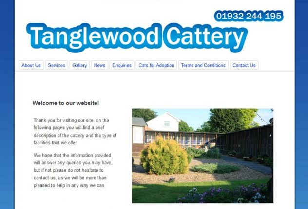 Tanglewood Cattery