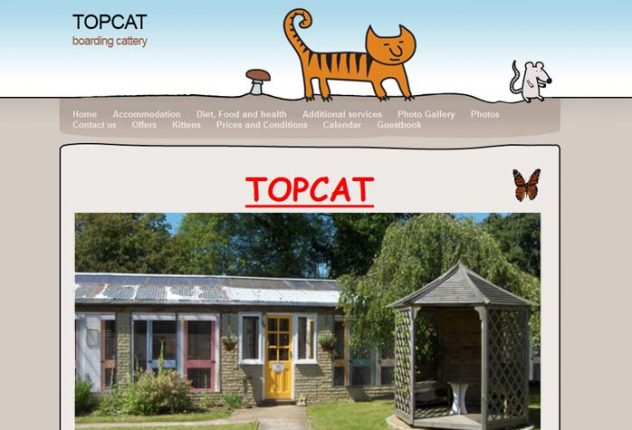 Topcat Cattery