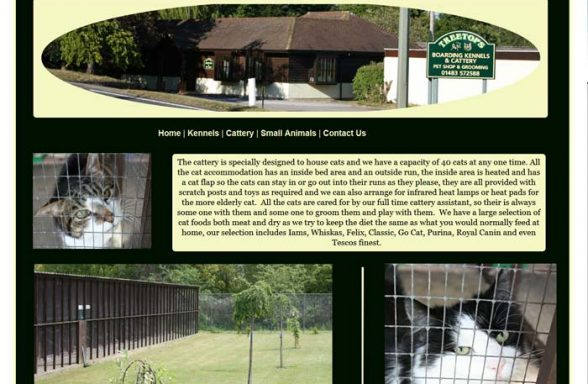 Treetops Kennels and Cattery