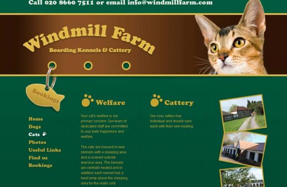 Windmill Farm Kennels and Cattery