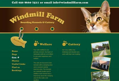 Windmill Farm Kennels & Cattery