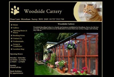 Woodside Cattery