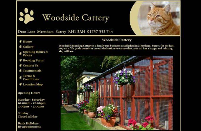 Woodside Cattery