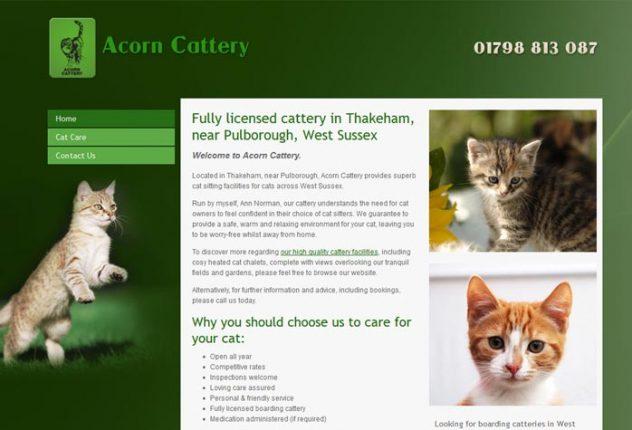 Acorn Cattery