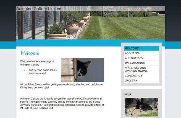 Arlington Cattery