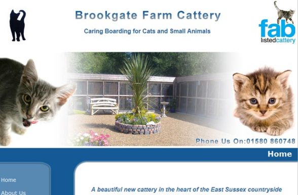 Brookgate Farm Cattery