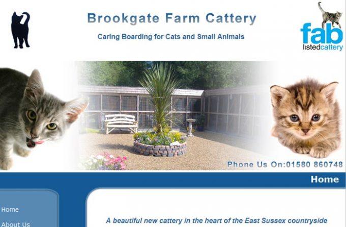Brookgate Farm Cattery