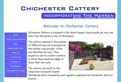 Chichester Cattery