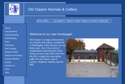 Old Clayton Kennels & Catteries