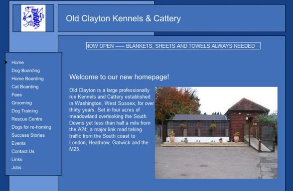 Old Clayton Kennels and Catteries