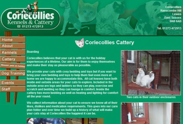 Corie Collies Kennels and Catteries