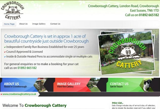 Crowborough Boarding Cattery