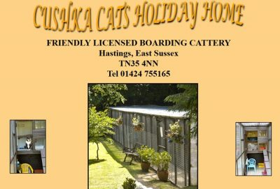 Cushka Cats Boarding cattery
