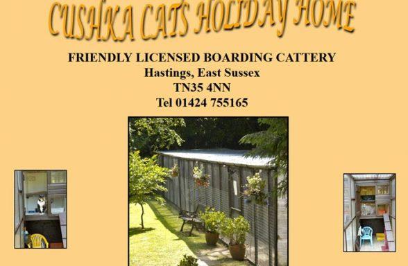 Cushka Cats Boarding cattery