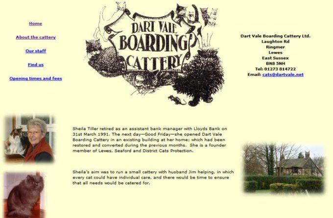 Dart Vale Boarding Cattery