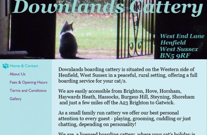 Downlands Cattery