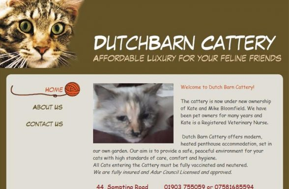 Dutch Barn Cattery
