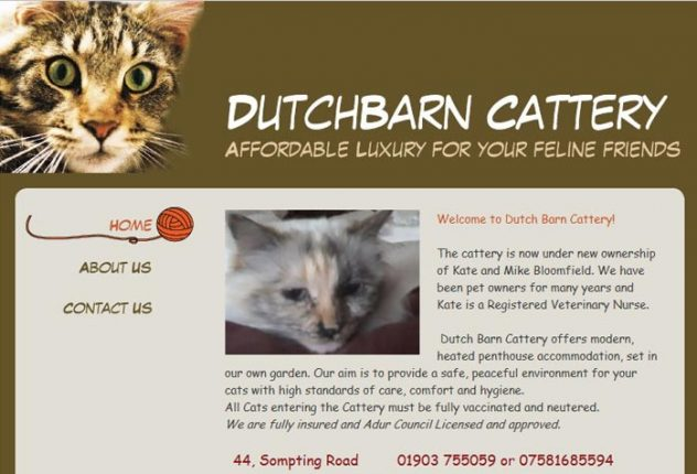 Boarding Catteries In Bn Postcodes