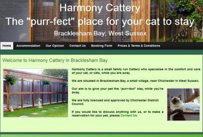 Harmony Cattery