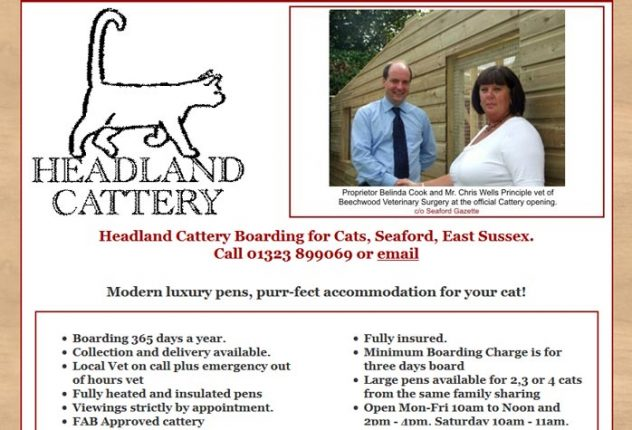 Headland Cattery