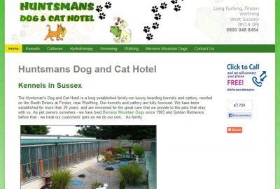 Huntsmans Dog & Cat Hotel