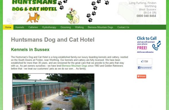 Huntsmans Dog and Cat Hotel