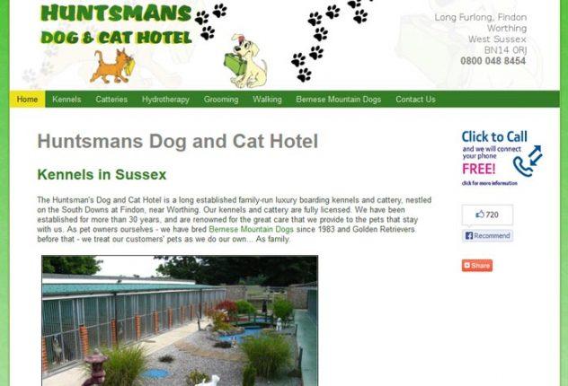 Huntsmans Dog and Cat Hotel