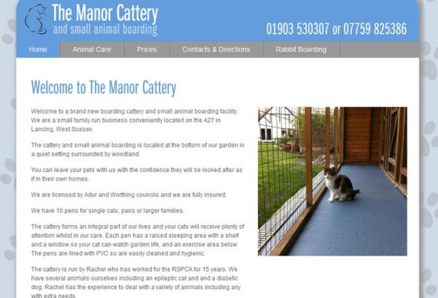 The Manor Cattery