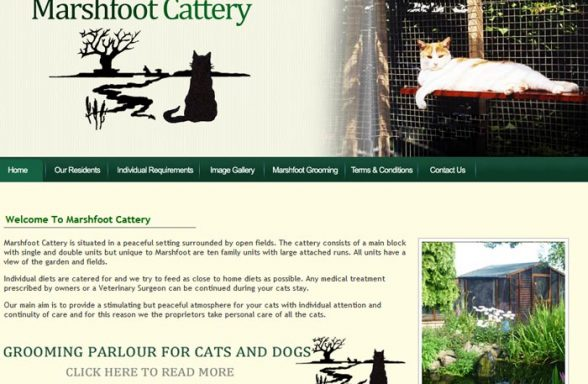 Marshfoot Cattery
