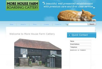 More House Farm Cattery