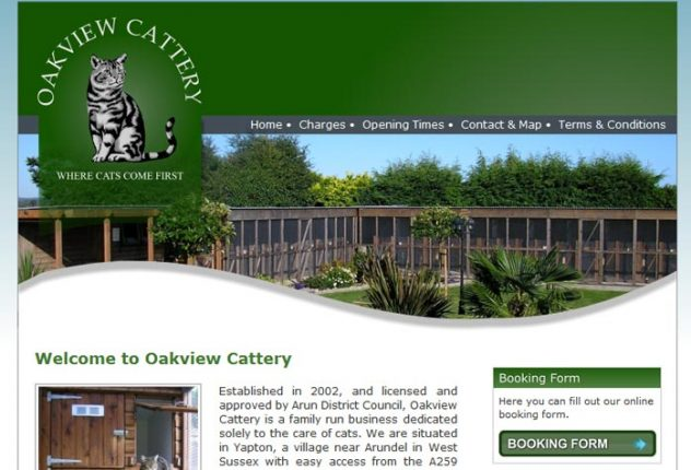 Oakview Cattery