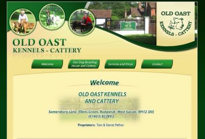 Old Oast Kennels & Cattery