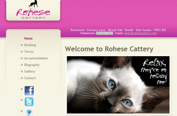 The Rohese Cattery
