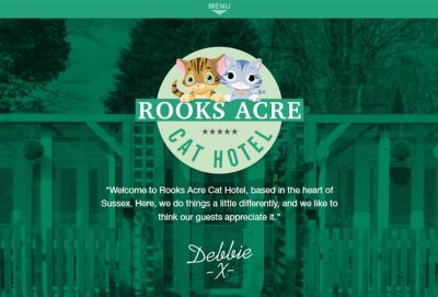 Rooks Acre Cat Hotel