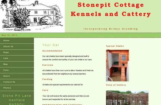 Stone Pit Cottage Kennels and Cattery