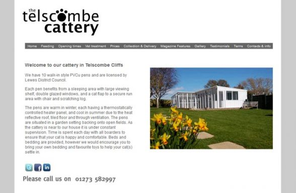 The Telscombe Cattery