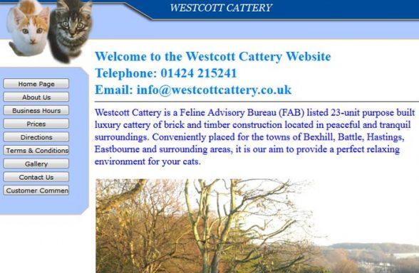 Westcott Cattery